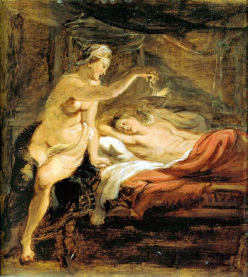 Eros and Psyche Workshop
