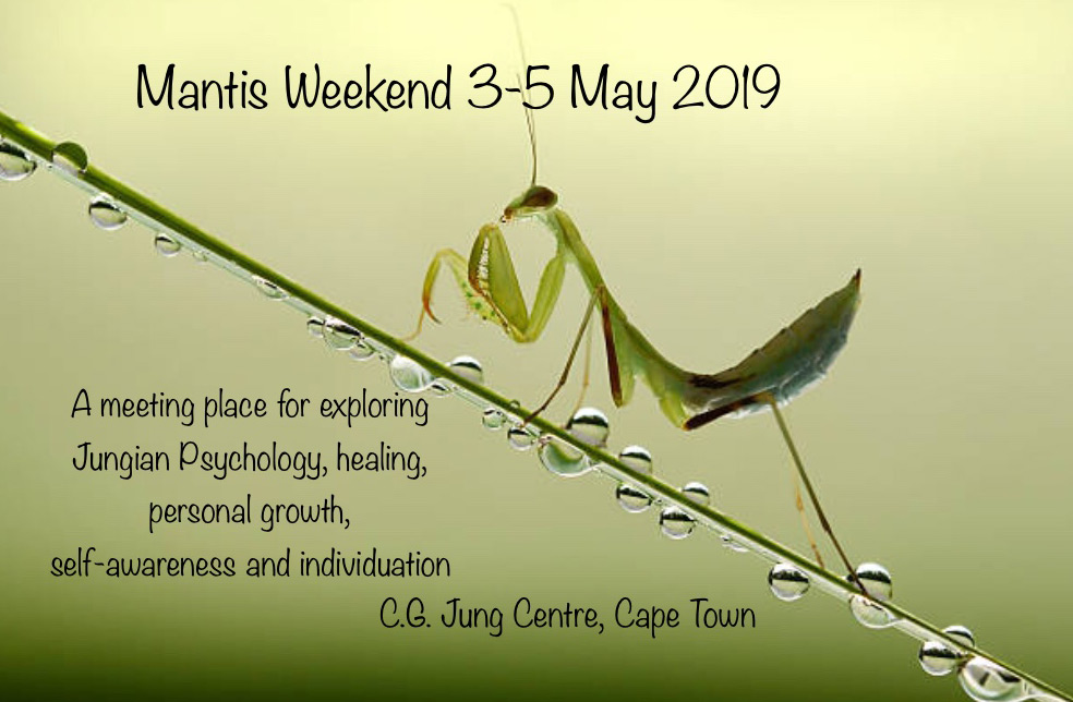 Mantis Weekend SAAJA Cape Town 2019